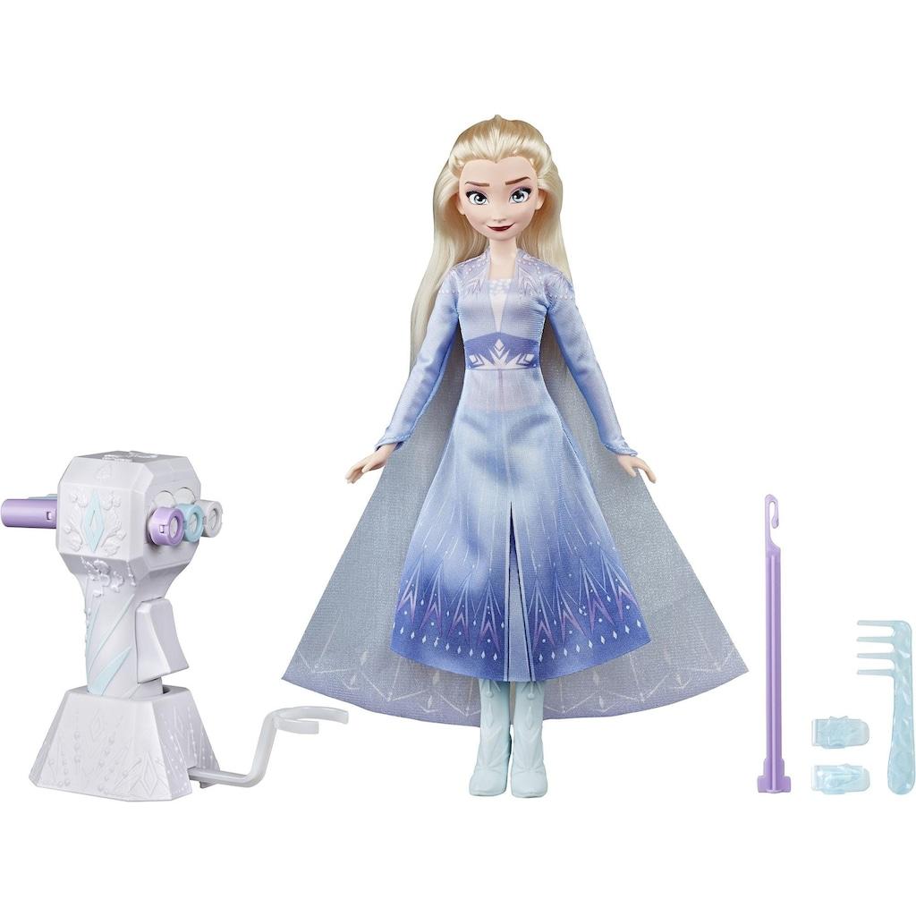 Hasbro Anziehpuppe »Die Eiskönigin II, Flechtspaß Elsa«