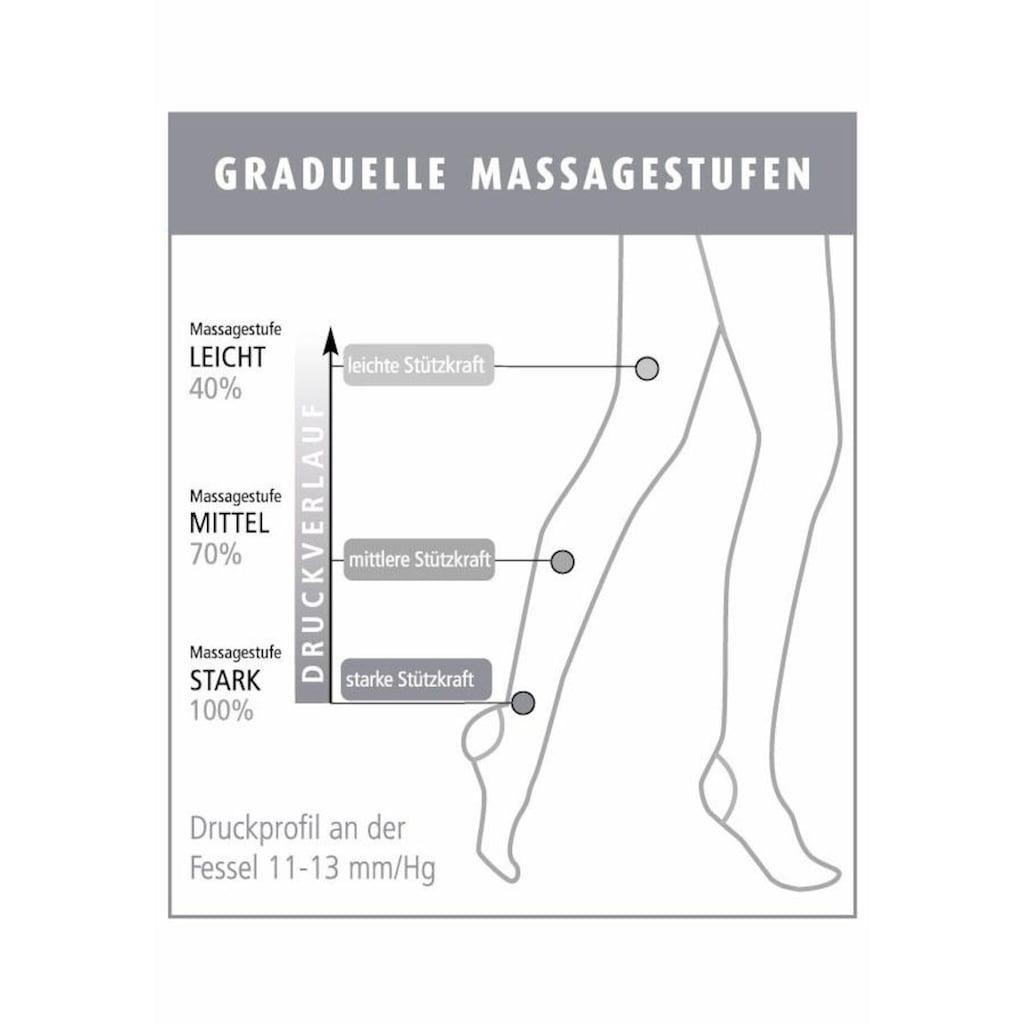 disée Stützstrumpfhose, 70 DEN, (Packung, 2 St.), mit verstärktem Höschenteil