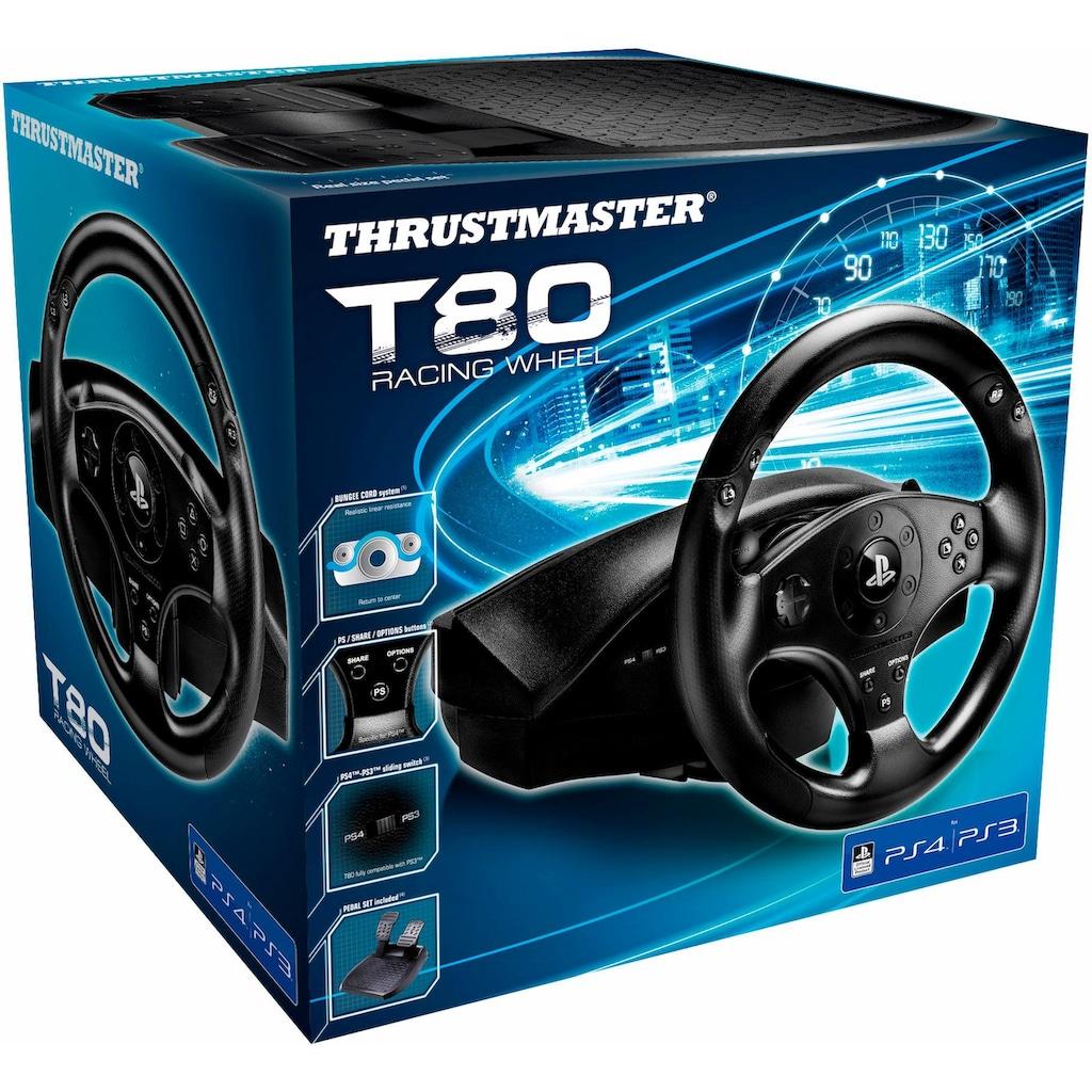 Thrustmaster Gaming-Lenkrad »Thrustmaster T80 Racing Wheel«