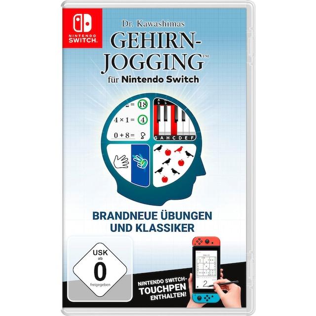 Dr. Kawashimas Gehirn-Jogging Nintendo Switch
