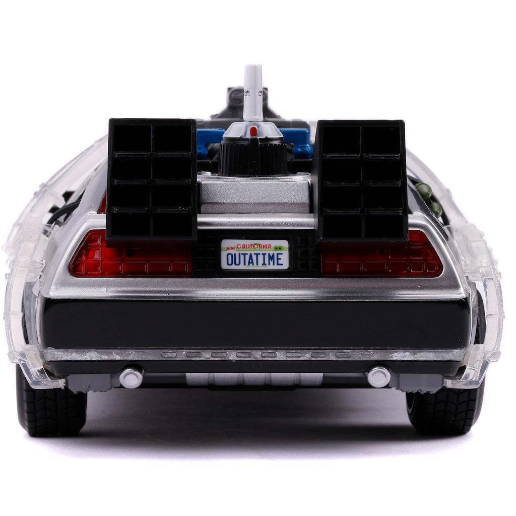 JADA Spielzeug-Auto »Time Machine, Back to the Future 2«