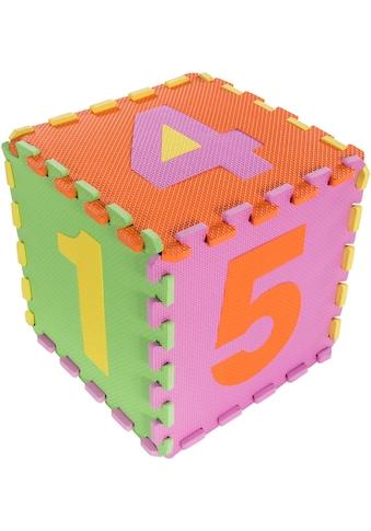 Andiamo Kinderteppich »Puzzle 2«, Motivform, 10 mm Höhe, In- und Outdoor geeignet,... kaufen