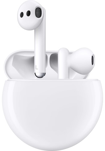 Huawei wireless In-Ear-Kopfhörer »FreeBuds 3«, Bluetooth, Noise-Cancelling, Active... kaufen