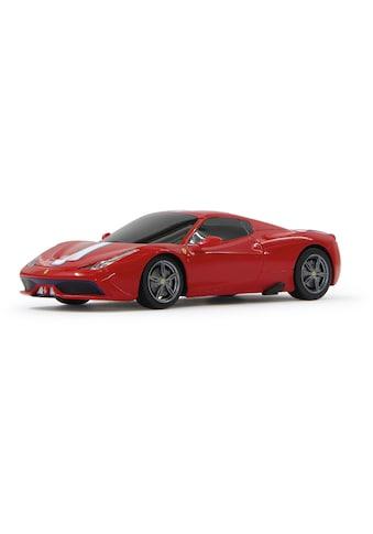 "Jamara RC - Auto ""Ferrari 458 Speciale 40 MHz 1:24 rot"" kaufen"