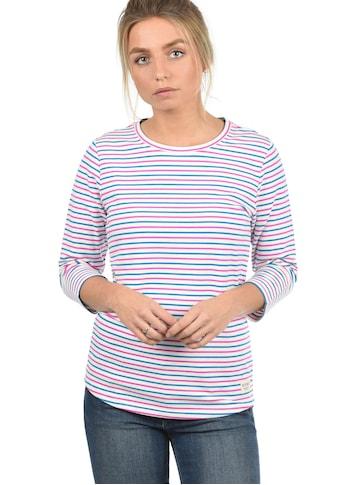 DESIRES 3/4-Arm-Shirt »Helene«, gestreiftes Sweatshirt kaufen