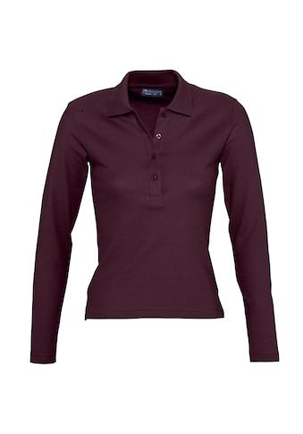 SOLS Poloshirt »Podium Damen Pique Polo - Shirt, Langarm« kaufen