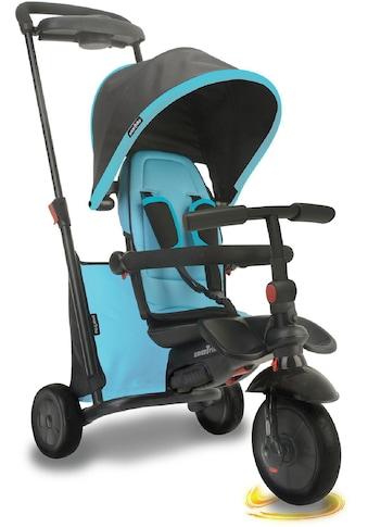 smarTrike® Dreirad »Folding Trike 500 blau«, mit verstellbarem Sonnenschutzdach kaufen