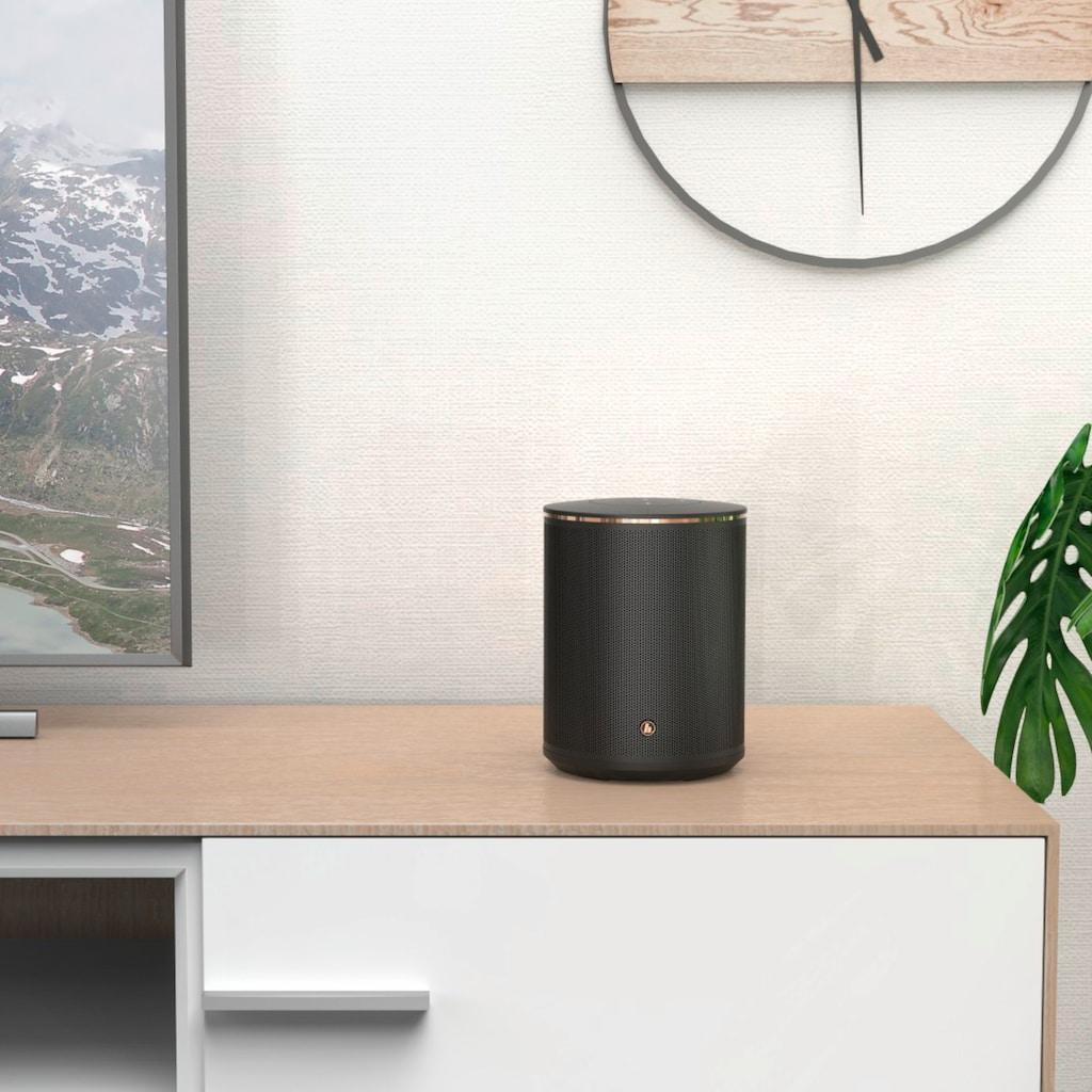 "Hama Smart Speaker »Home Assistant Systeme«, ""SIRIUM1400ABT"", Alexa/Bluetooth®"