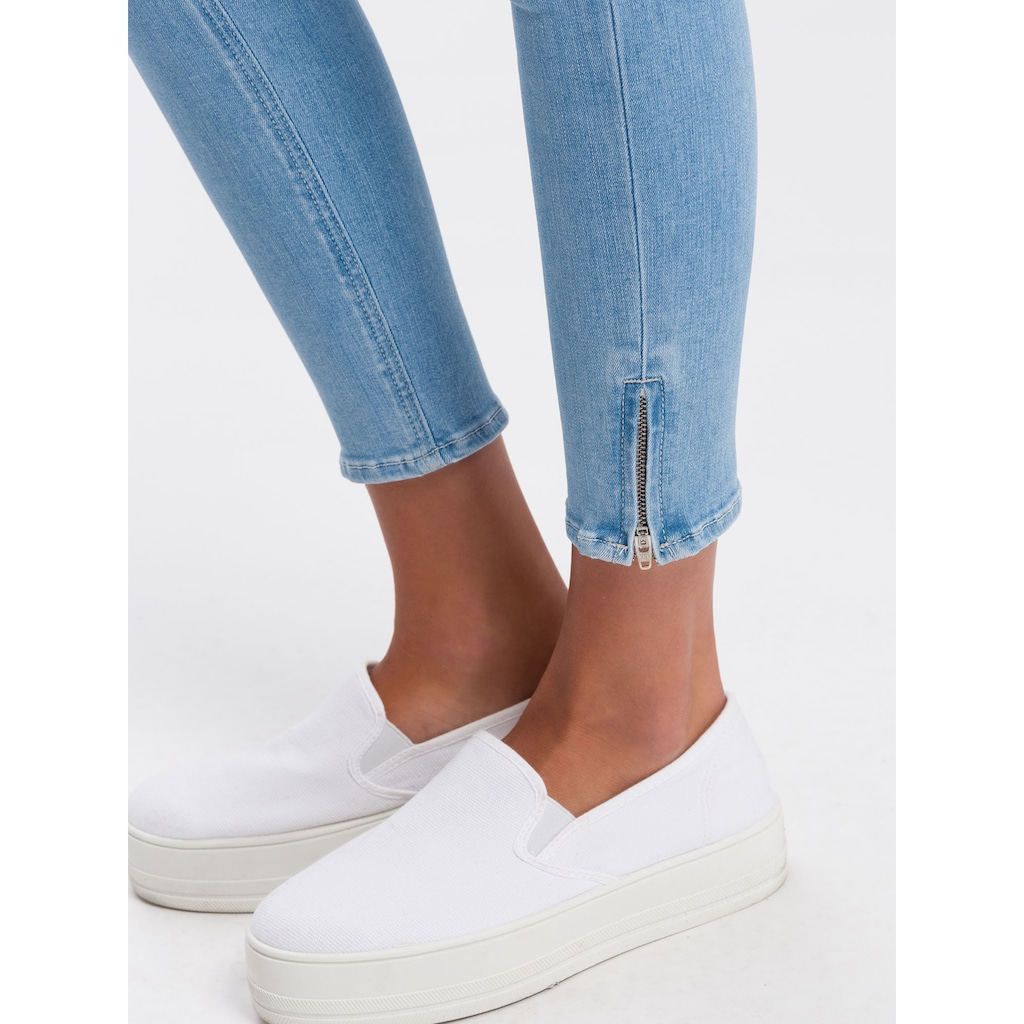 Cross Jeans® Skinny-fit-Jeans »Giselle«, Knöchellang