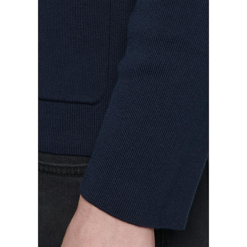 seidensticker Sakko »Schwarze Rose«, Langarm Kragen Uni
