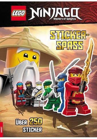 Buch »LEGO® NINJAGO® - Stickerspaß / DIVERSE« kaufen