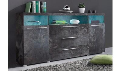 Helvetia Sideboard »India«, Breite 182 cm kaufen
