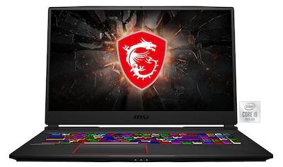 "MSI GE75 10SFS - 067 Raider »43,9 cm(17,3"")Intel Core i9,1 TB+512 GB,16 GB« kaufen"