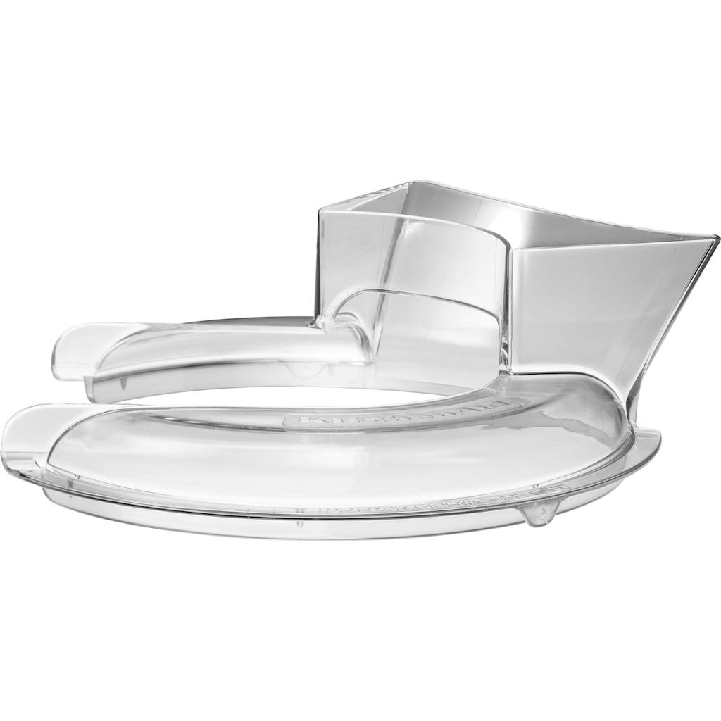 KitchenAid Spritzschutzdeckel »mit Öffnung«, für KitchenAid Küchenmaschinen KSM125/KSM150/KSM175