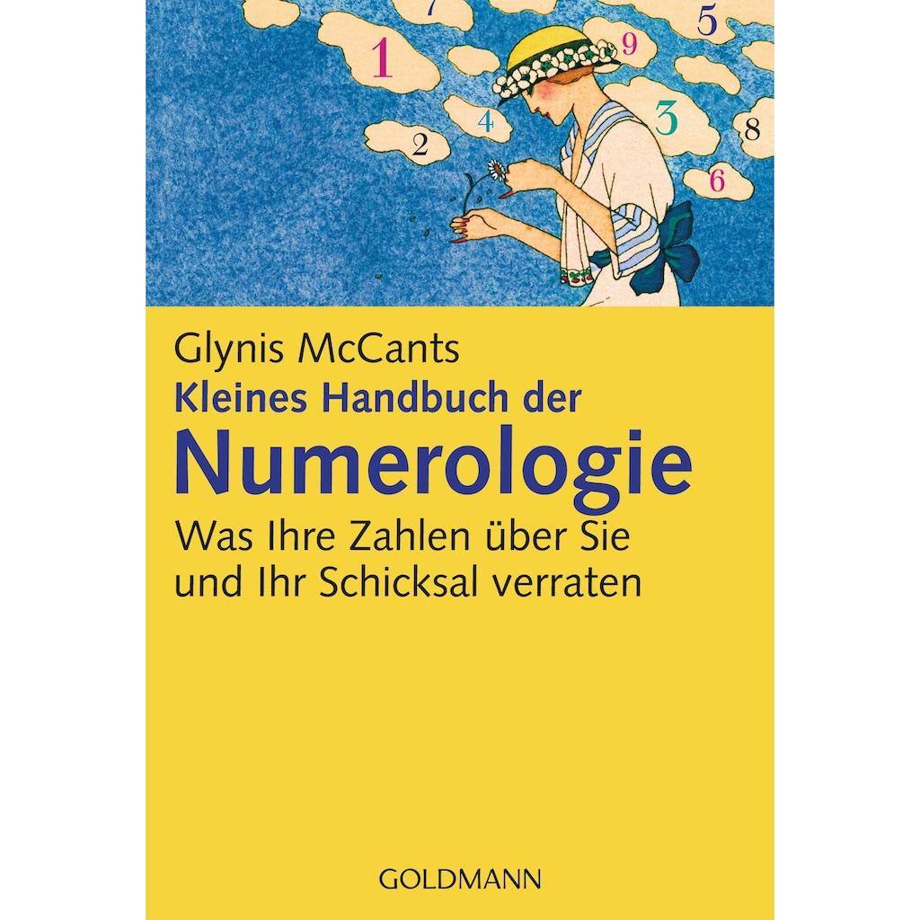 Buch »Kleines Handbuch der Numerologie - / Glynis McCants, Tatjana Kruse«