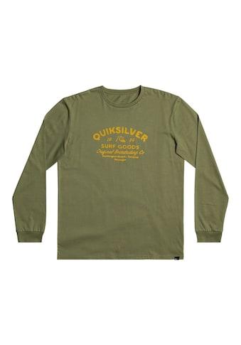 Quiksilver Longshirt »Closed Tion« kaufen