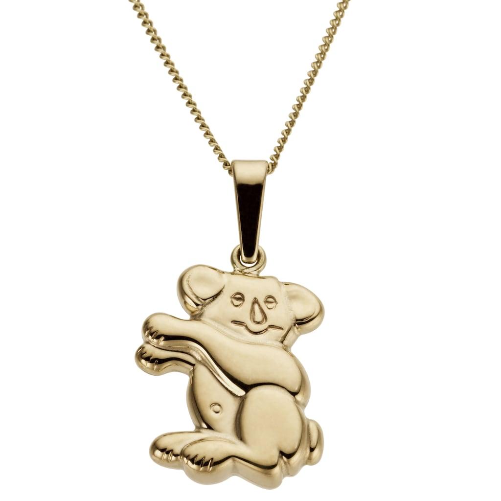Firetti Kettenanhänger »Koala, glänzend«, Made in Germany