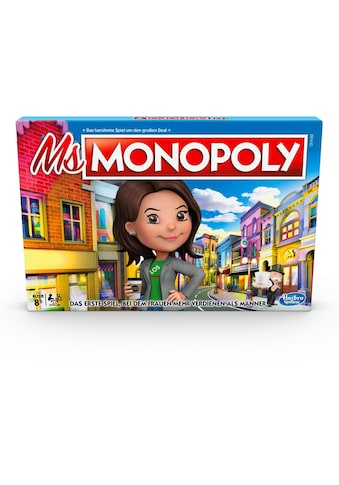 "Hasbro Spiel, ""Ms. Monopoly"" kaufen"