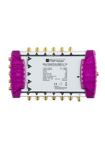 Opticum Red SAT-Verteiler »Multischalter OMS 5/12P« kaufen