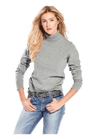 LINEA TESINI by Heine Rollkragenpullover »Rollkragen-Pullover« kaufen