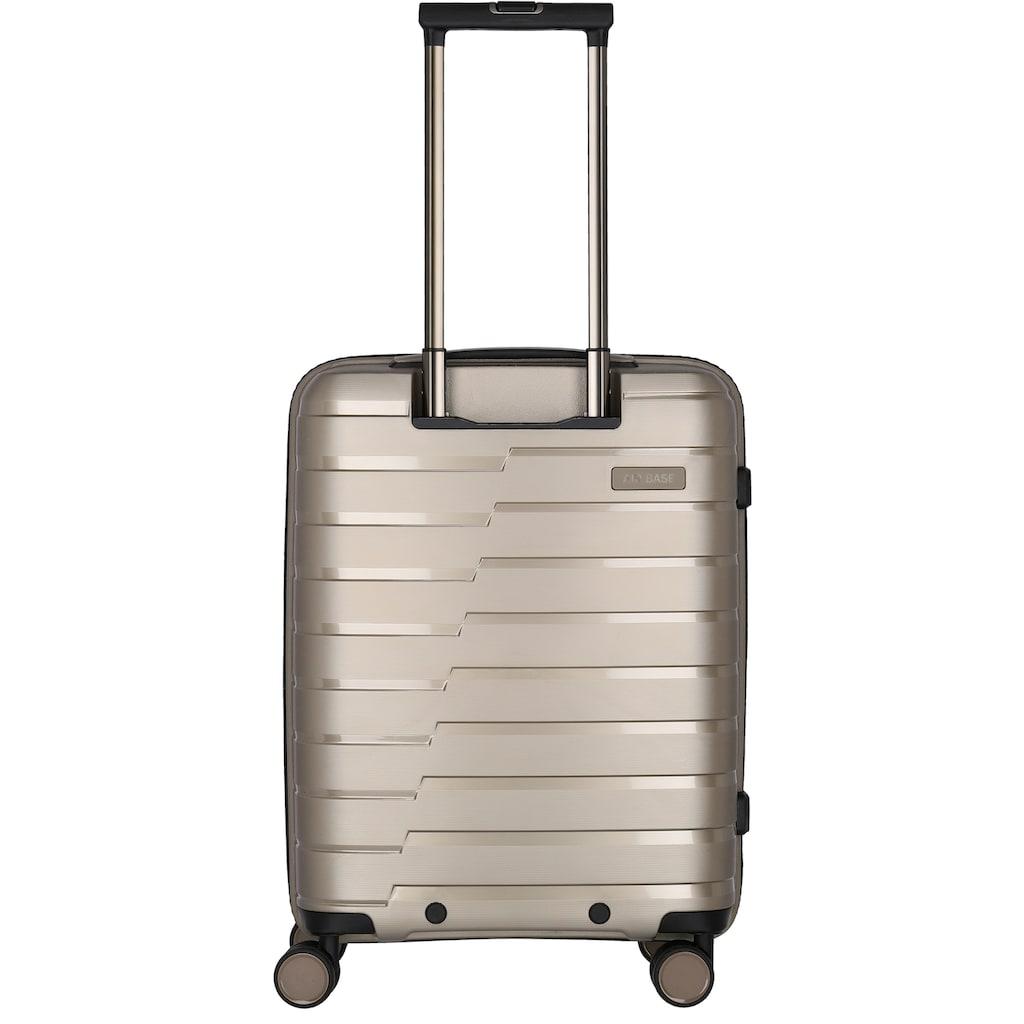 travelite Business-Trolley »Air Base mit Vortasche, 55 cm«, 4 Rollen