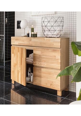 Home affaire Badkommode »Kaika«, Breite 80 cm kaufen