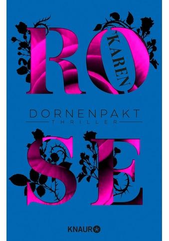 Buch »Dornenpakt / Karen Rose, Andrea Brandl« kaufen