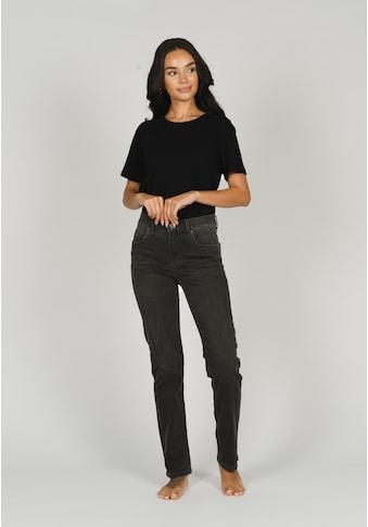 ANGELS Regular-fit-Jeans, in dunkler Farbgebung kaufen