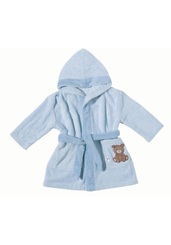 Egeria Babybademantel »Teddy Bear«, (1 St.), mit Stickerei kaufen