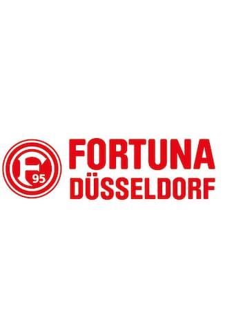 Wall-Art Wandtattoo »Fußball Fortuna Düsseldorf Logo« kaufen
