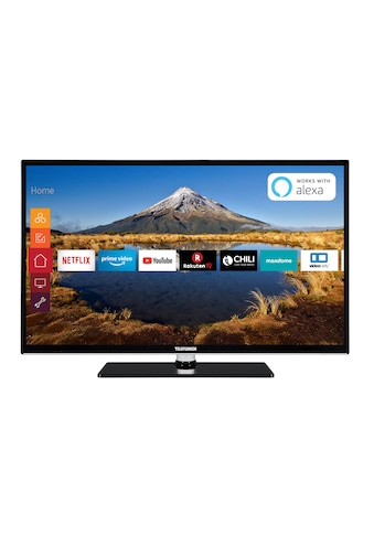 Telefunken LED - Fernseher (32 Zoll, Full HD, SmartTV, Triple Tuner) »HF32J8000« kaufen