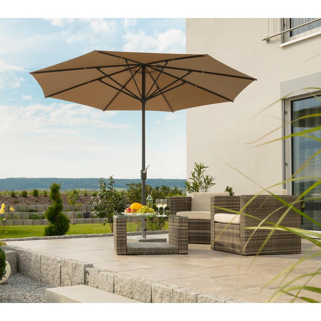 Schneider Schirme Sonnenschirm »Korsika«, ohne Schirmständer