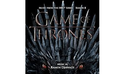 Vinyl »Game Of Thrones:Season 8(Music from the HBO Series / OST/Djawadi, Ramin« kaufen