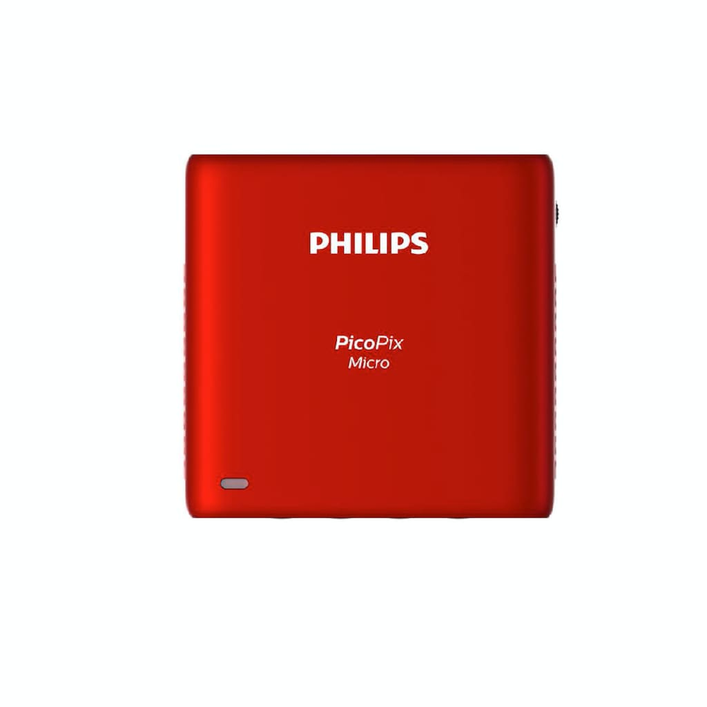 Philips Beamer »PicoPix Micro«, kabellos, Kontrastverhältnis 500:1, Mit 150 Lumens