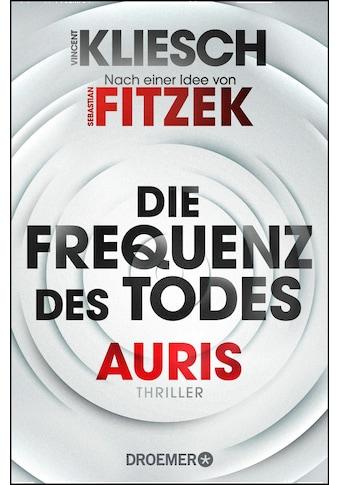 Buch »Die Frequenz des Todes / Vincent Kliesch« kaufen