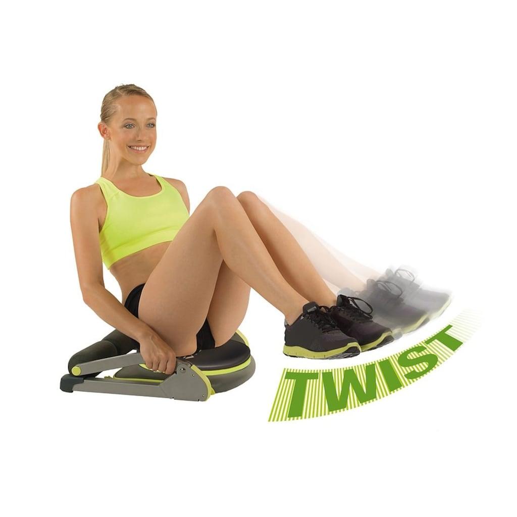 MediaShop Ganzkörpertrainer »Wonder Core Smart und Twist Board«, (Set, mit Trainings-DVD-mit Trainings- und Ernährungsplan-inkl. Unterlegmatte)