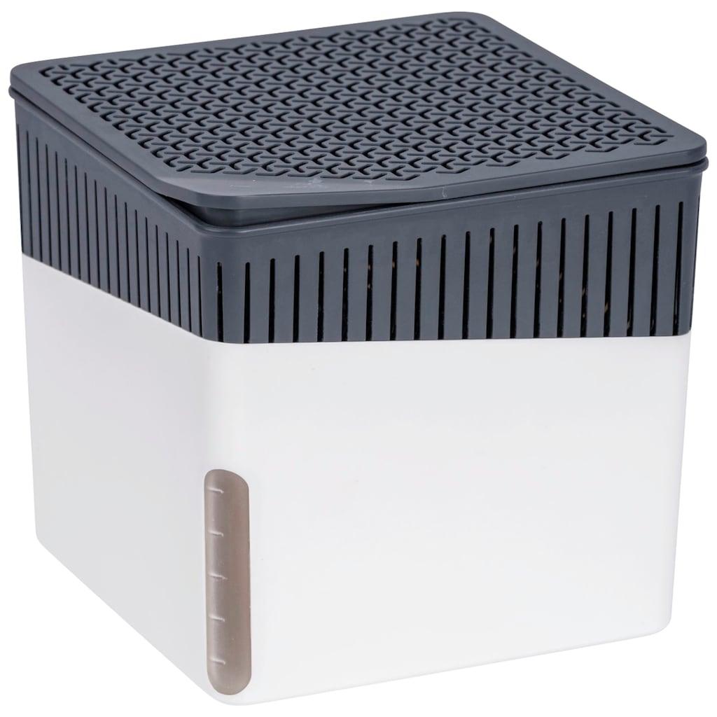 WENKO Luftentfeuchter »Cube Beige«, für 40 m³ Räume