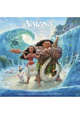 Vinyl »VAIANA - THE SONGS / OST/Various« kaufen