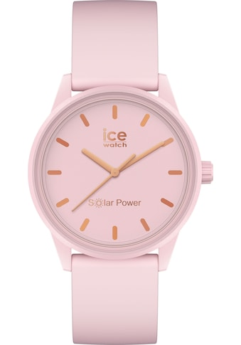 ice-watch Solaruhr »ICE solar power - Pink lady, 018479« kaufen