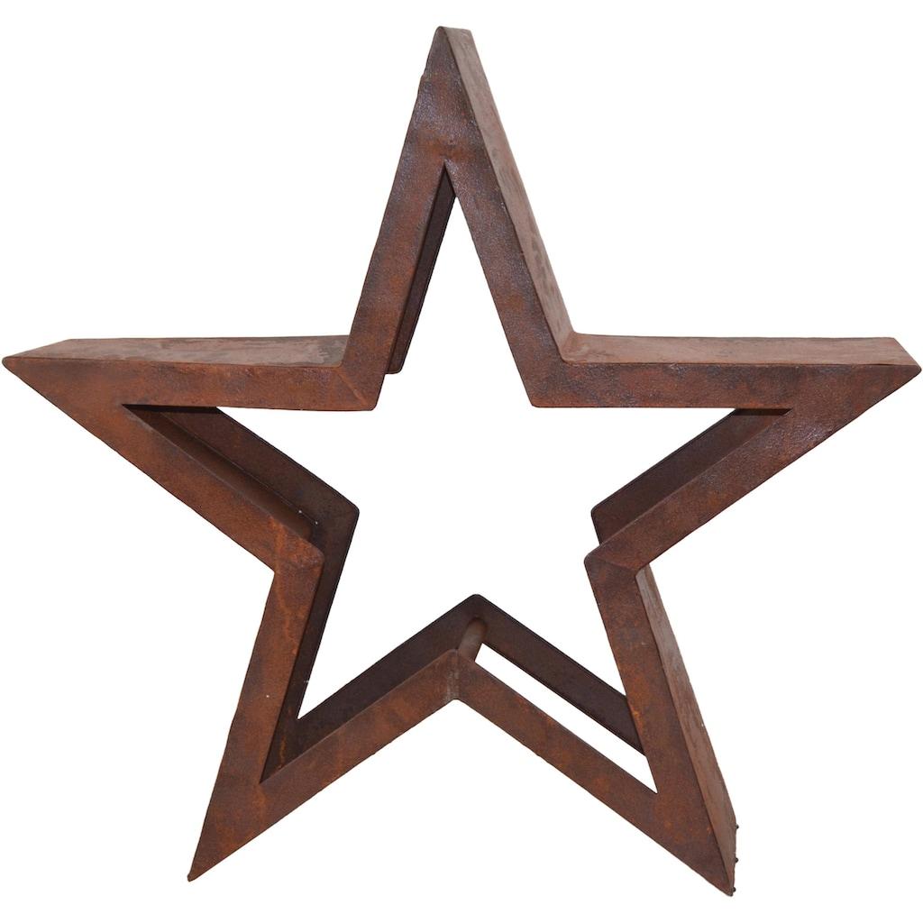 Kaminholzregal »Stern«