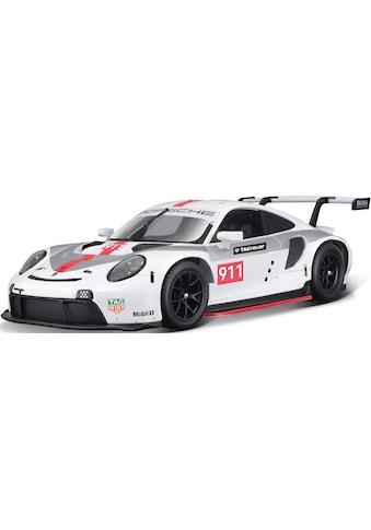 Bburago Sammlerauto »Race Porsche 911 RSR GT ´20«, 1:24 kaufen