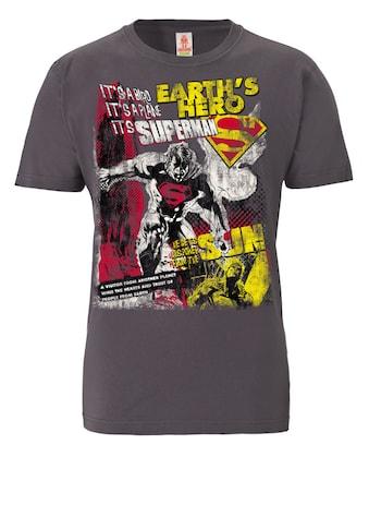 LOGOSHIRT T-Shirt mit coolem Superhelden Motiv kaufen