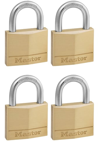 Master Lock Vorhängeschloss, Messing kaufen