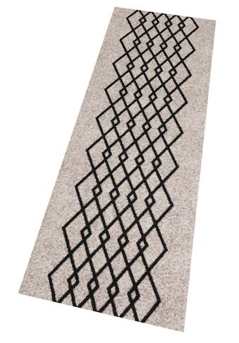 Küchenläufer, »Modern Waves«, Zala Living, rechteckig, Höhe 5 mm, maschinell getuftet kaufen