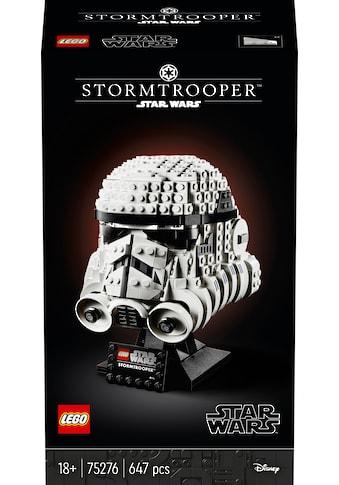 LEGO® Konstruktionsspielsteine »Stormtrooper™ Helm (75276), LEGO® Star Wars™«, (647... kaufen