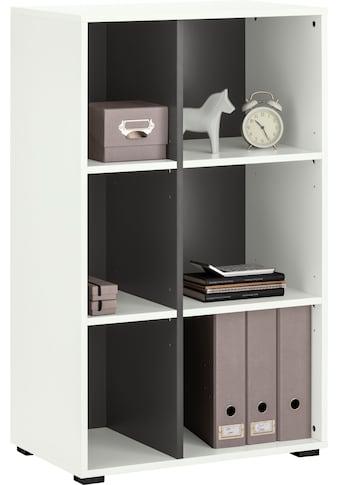 "Places of Style Regal »Moid«, Regal ""Moid"", Höhe 106 cm kaufen"