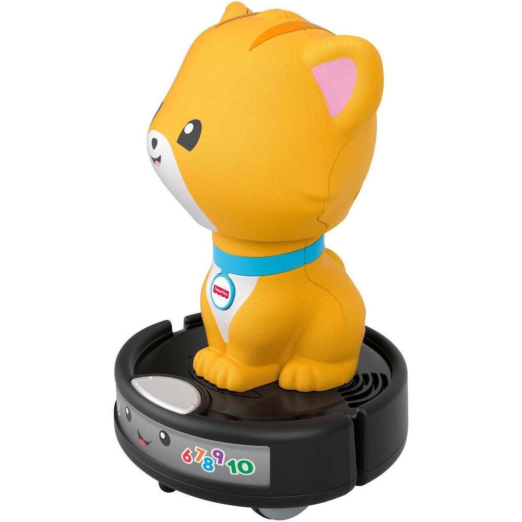 Fisher-Price® Kinder-Staubsauger »Krabbel mir nach - Saugroboter-Katze«
