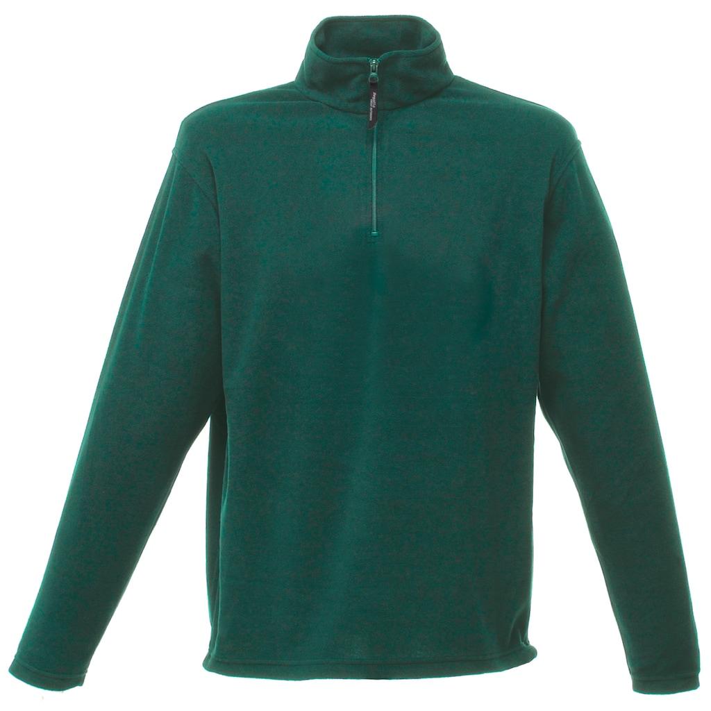 Regatta Fleeceshirt »Herren 170 Series Fleece-Oberteil mit Reißverschluss bis zur Brust, Anti-Pilling«