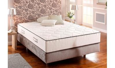 Breckle Komfortschaummatratze »Double Comfort«, (1 St.), hoch und formstabil, bezahlbarer Liegekomfort für den gehobenen Anspruch, Made in Germany kaufen