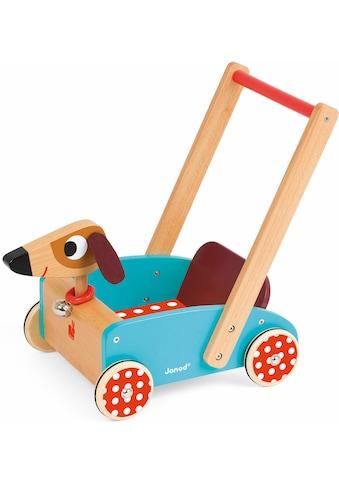 Janod Lauflernwagen »Hund« kaufen